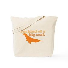 Big Seal Tote Bag