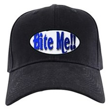 Cute Bite me! Baseball Cap