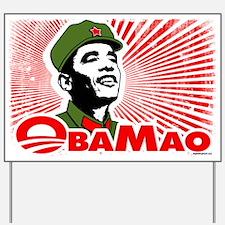 ObaMao Yard Sign