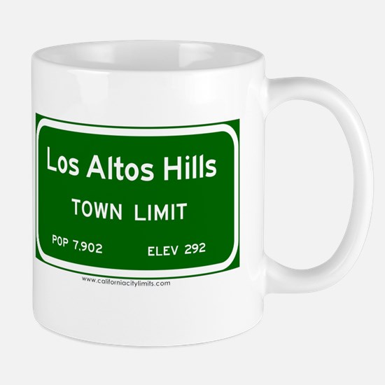 Los Altos Hills Mug