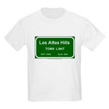 Los Altos Hills T-Shirt
