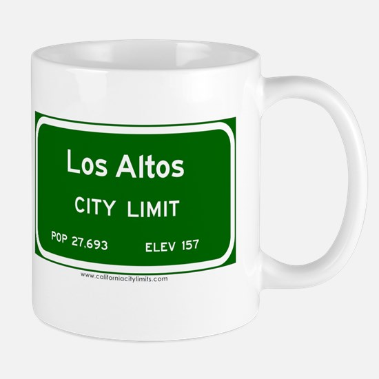 Los Altos Mug
