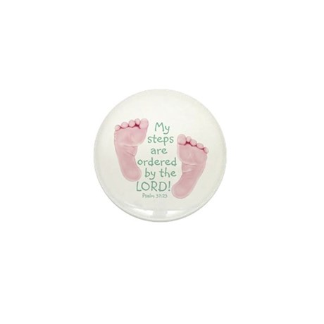 Steps Ordered Mini Button (10 pack)