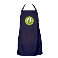 Kid's Dragon 2 Apron (dark)