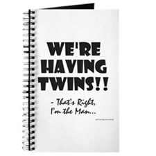 Unique Dad twins Journal