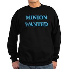 Minion Wanted Sweatshirt
