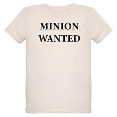 Minion Wanted T-Shirt