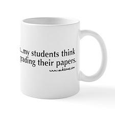 """""""Shh..."""" Mug"""