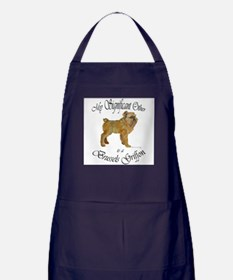 Brussels Significant Other Apron (dark)