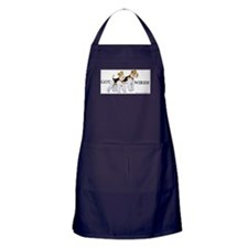 Got Wires? Apron (dark)