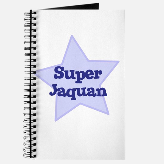 Super Jaquan Journal