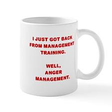 Anger Management Small Mugs