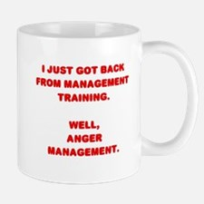 Anger Management Small Mugs