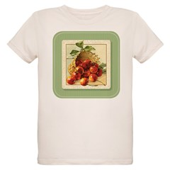 Luscious Red Cherries T-Shirt