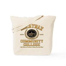ALCATRAZ COMMUNITY COLLEGE Tote Bag
