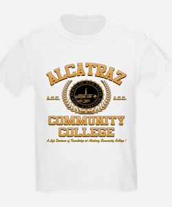 ALCATRAZ COMMUNITY COLLEGE T-Shirt