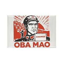 Oba mao Rectangle Magnet (10 pack)