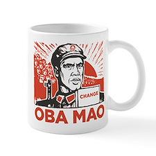 Oba mao Small Mug