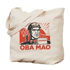 Oba mao Tote Bag