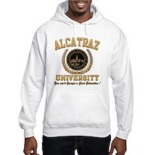 ALCATRAZ UNIVERSITY Hoodie