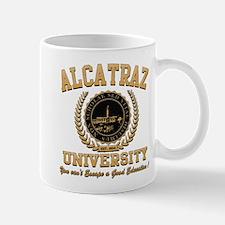ALCATRAZ UNIVERSITY Mug