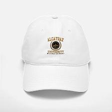 ALCATRAZ UNIVERSITY Baseball Baseball Cap