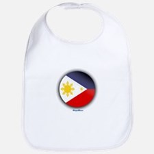 Philippines - Heart Bib