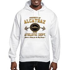 ALCATRAZ ATHLETIC DEPT. Hoodie