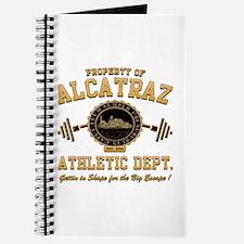 ALCATRAZ ATHLETIC DEPT. Journal