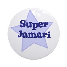 Super Jamari Ornament (Round)