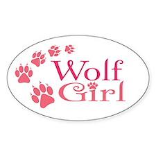 Breaking Dawn-Wolf Girl Decal