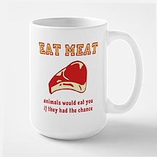 Eat Meat Mug