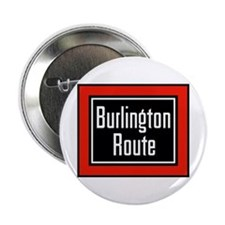 Burlington Route Button