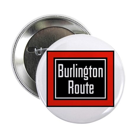 Burlington Route Button