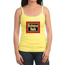 Burlington Route Ladies Top