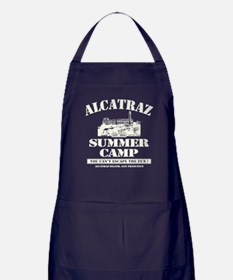 ALCATRAZ SUMMER CAMP Apron (dark)