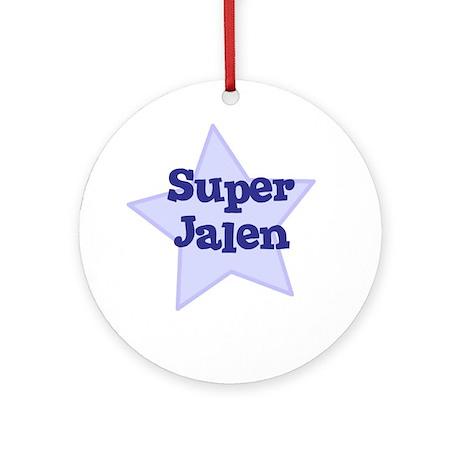Super Jalen Ornament (Round)