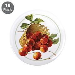 Luscious Red Cherries 3.5
