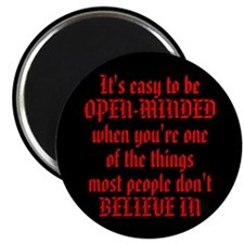"""Easy to be open-minded..."""
