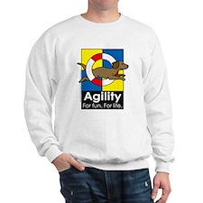 Agility For Fun For Life Sweatshirt