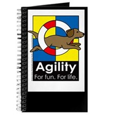 Agility For Fun For Life Journal