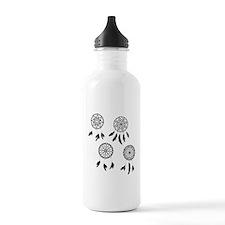 SuperGirl(Metal) Sigg Water Bottle