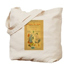 French Class Tote Bag