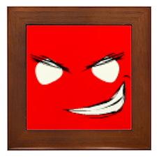 Bob Framed Tile