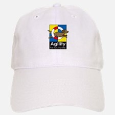 Agility For Fun For Life Baseball Baseball Cap