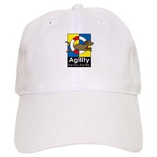 Agility For Fun For Life Baseball Cap