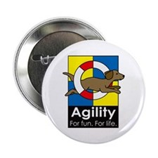Agility For Fun For Life Button
