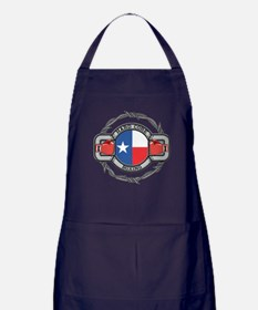 Texas Boxing Apron (dark)