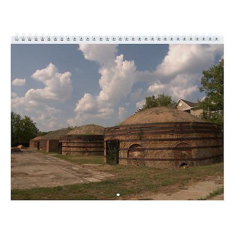 Columbia Closings Wall Calendar (Design 1)