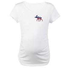 Sarah Palin Moose (front/back) Shirt